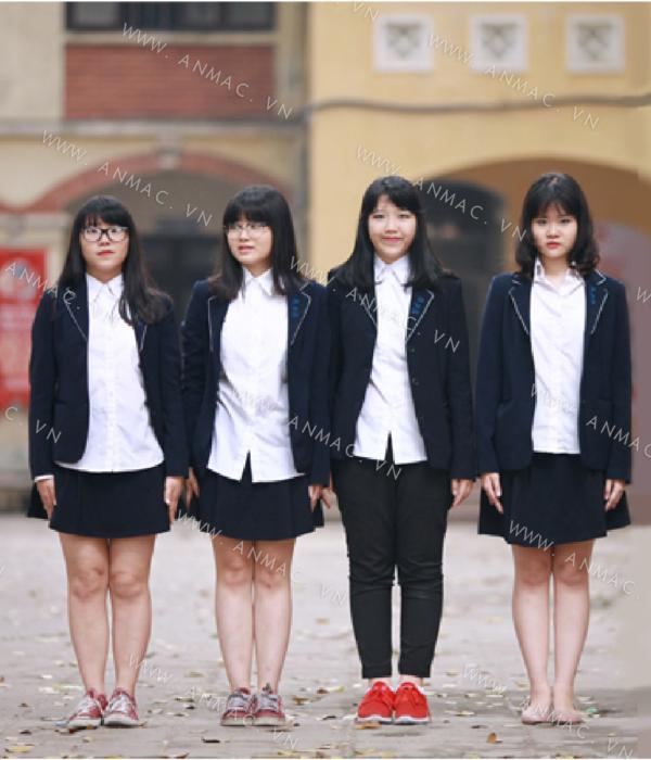 Đồng phục học sinh cấp 1C2 – 12