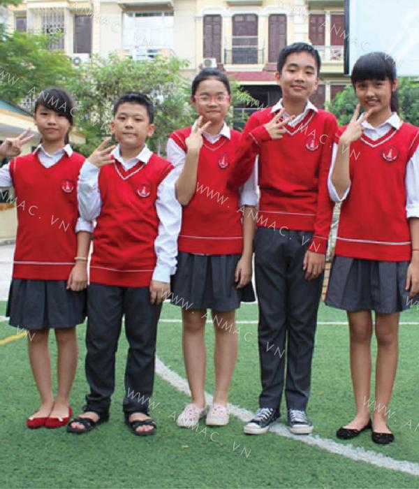 Đồng phục học sinh cấp 2 – 14
