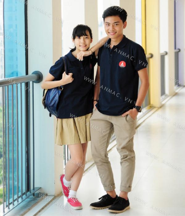 Đồng phục học sinh cấp 3 – 06