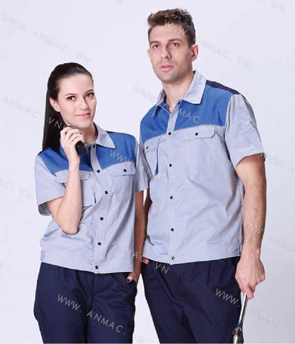 Đồng phục kỹ thuật – kỹ sư – bảo trì 11