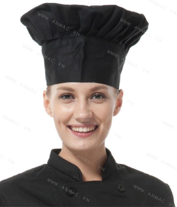 Đồng phục mũ đầu bếp đẹp 1MDB02