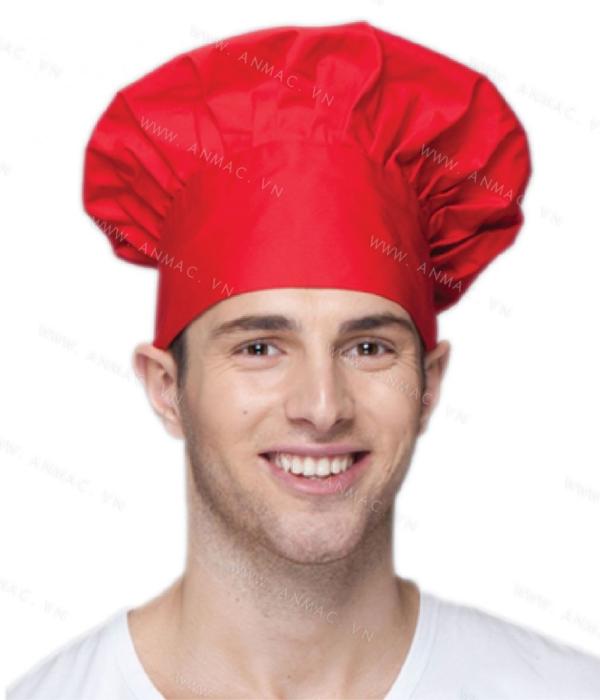 Đồng phục mũ đầu bếp đẹp 1MDB01
