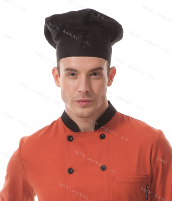 Đồng phục mũ đầu bếp đẹp 1MDB08