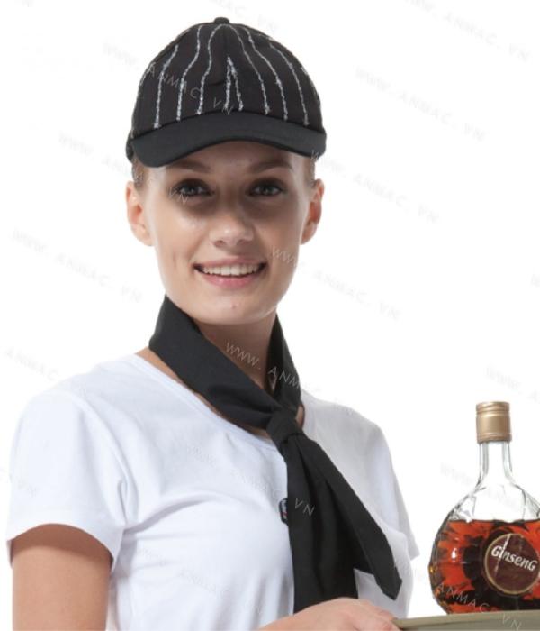 Đồng phục mũ đầu bếp đẹp 1MDB16