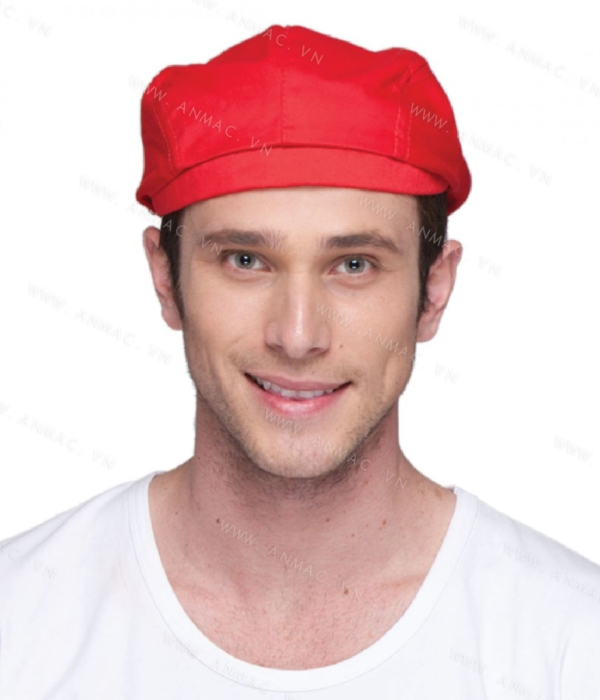 Đồng phục mũ đầu bếp đẹp 1MDB15