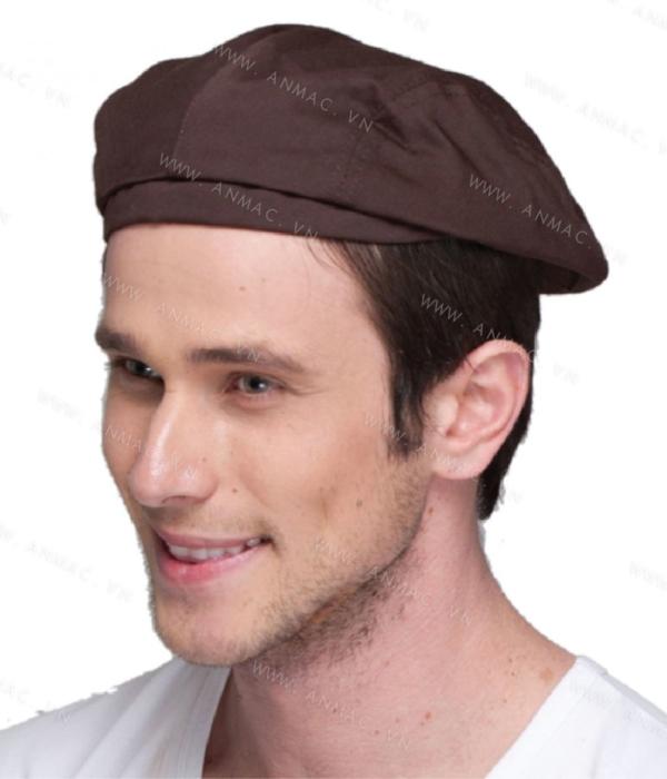 Đồng phục mũ đầu bếp đẹp 1MDB24