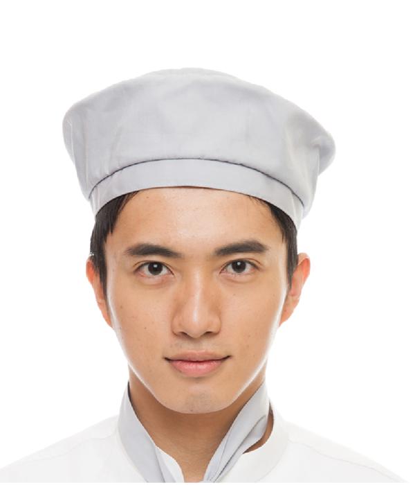 Đồng phục mũ đầu bếp đẹp 1MDB19