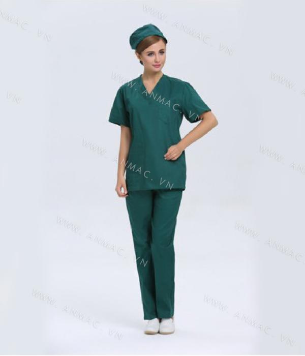 Đồng phục phẫu thuật – phòng mổ 01