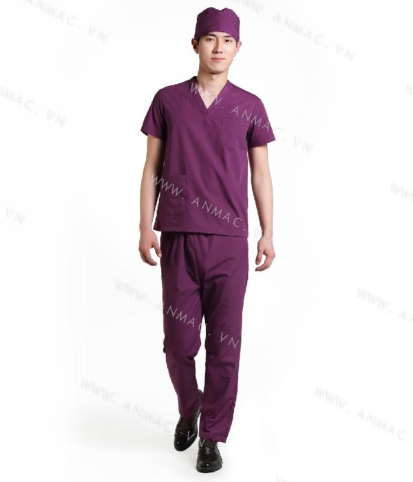 Đồng phục phẫu thuật – phòng mổ 02