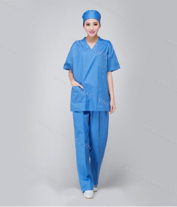 Đồng phục phẫu thuật – phòng mổ 03