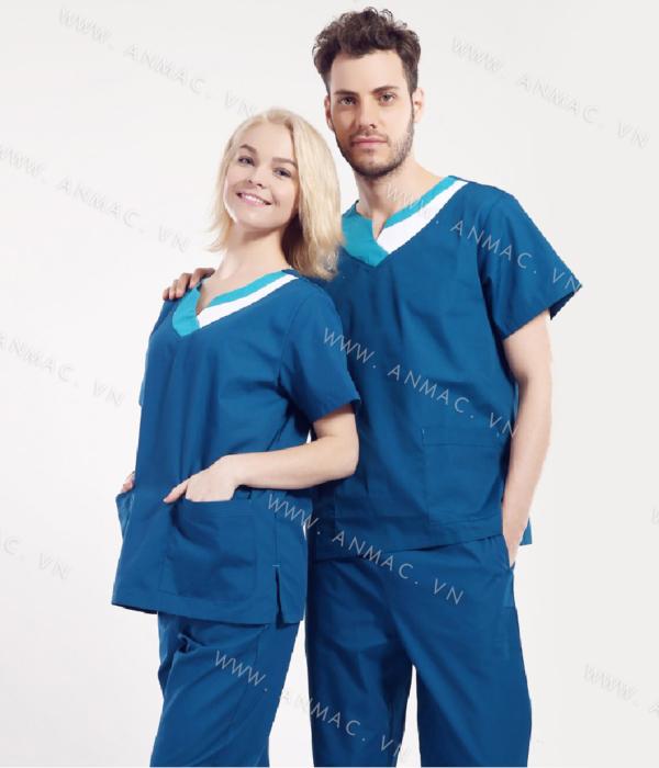 Đồng phục phẫu thuật – phòng mổ 09