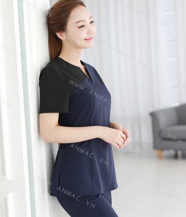 Đồng phục spa/salon 1SPA05