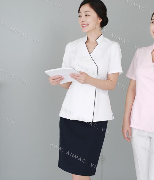 Đồng phục spa/salon 1SPA07