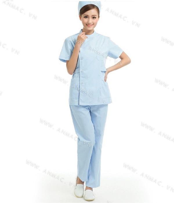 Đồng phục y tá 1YT07