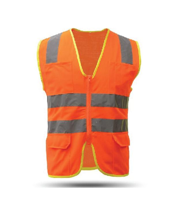 Đồng phục áo gile bảo hộ 05