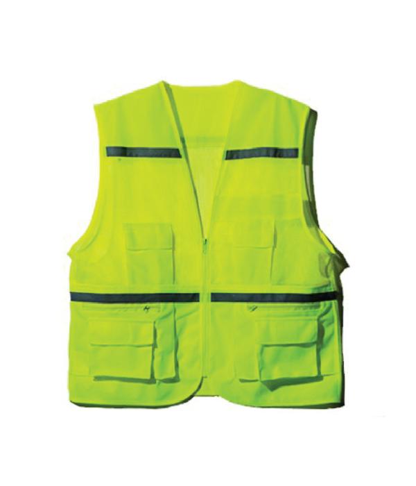 Đồng phục áo gile bảo hộ 12