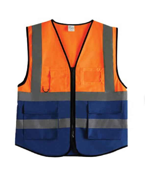 Đồng phục áo gile bảo hộ 13