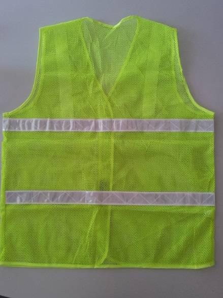Đồng phục áo gile bảo hộ 24