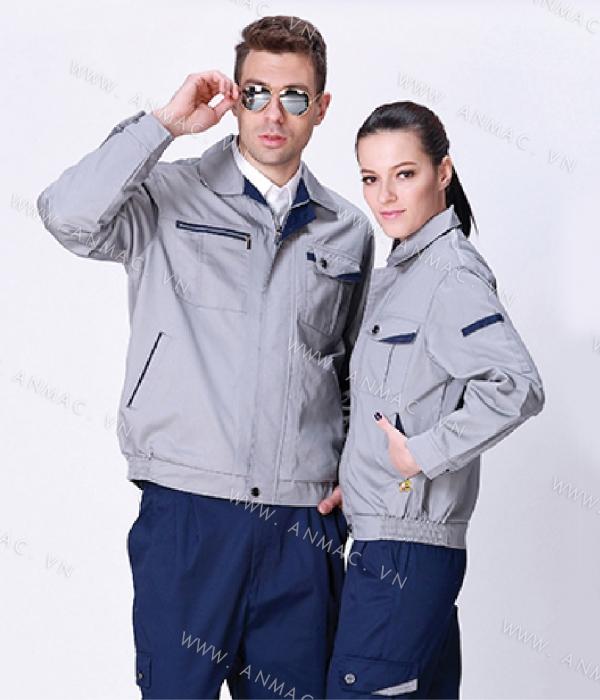 Đồng phục kỹ thuật – kỹ sư – bảo trì 12