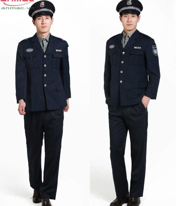 Đồng phục bảo vệ 23