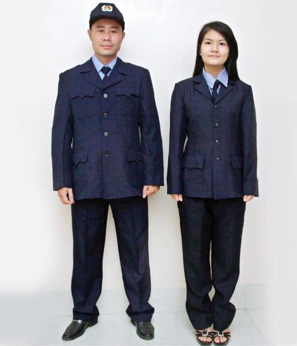 Đồng phục bảo vệ 21