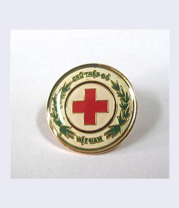 Đồng phục thẻ tên – huy hiệu 19