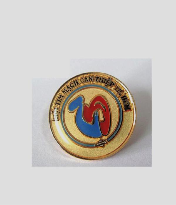 Đồng phục thẻ tên – huy hiệu 21