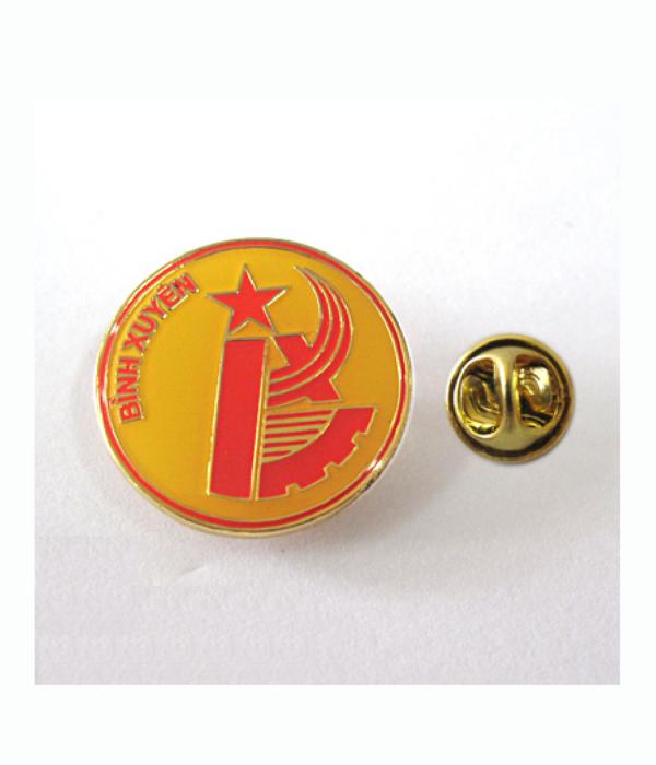 Đồng phục thẻ tên – huy hiệu 22
