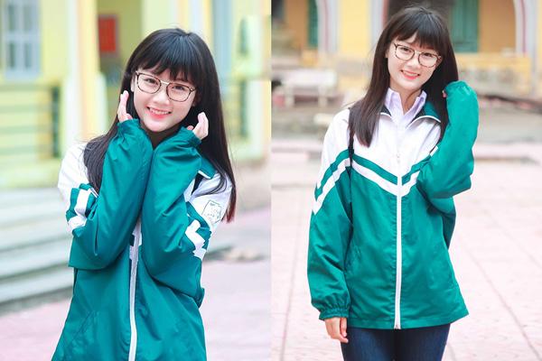 Đồng phục học sinh mùa đông