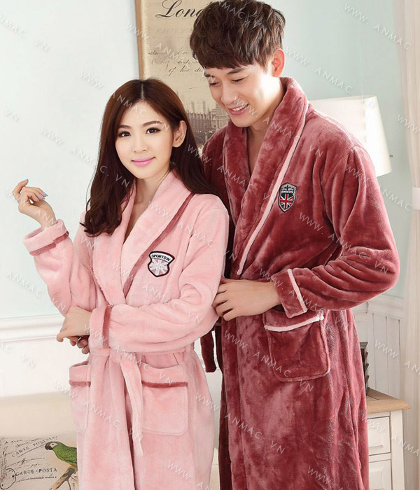 Đồng phục áo choàng spa 24