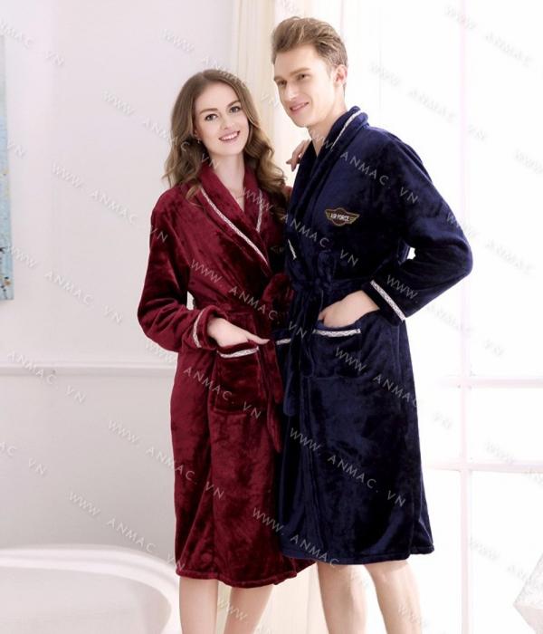 Đồng phục áo choàng spa 20