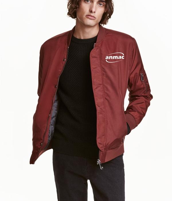 Áo bom jacket nam 05