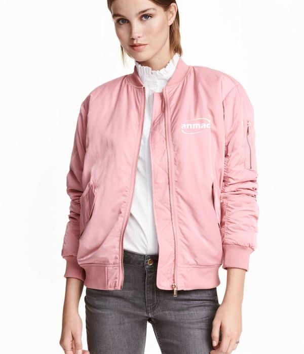 Áo bom jacket nữ 05