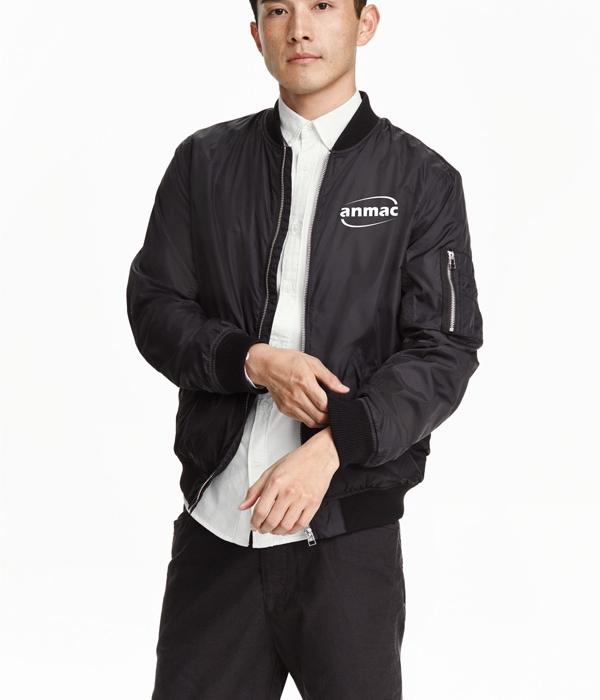 Áo bom jacket nam 06