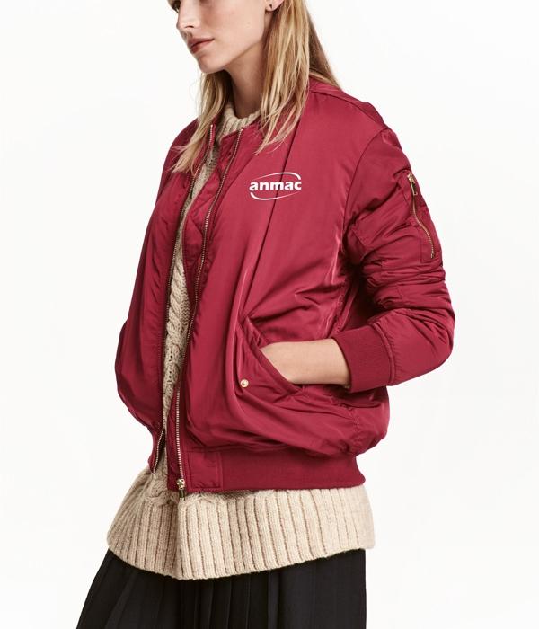 Áo bom jacket nữ 06