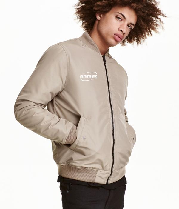 Áo bom jacket nam 07