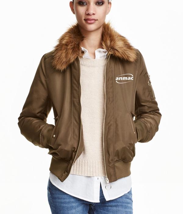 Áo bom jacket nữ 07