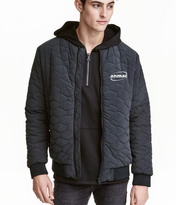 Áo bom jacket nam 08