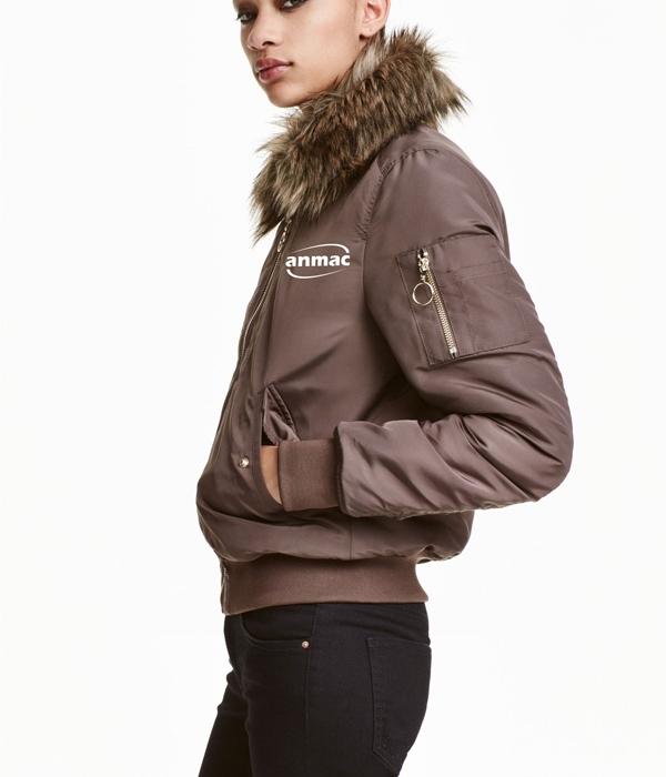 Áo bom jacket nữ 08