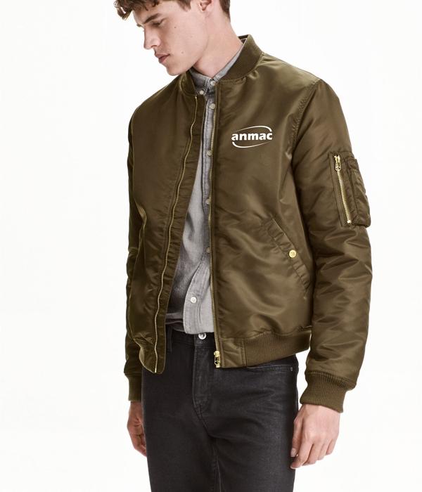 Áo bom jacket nam 09