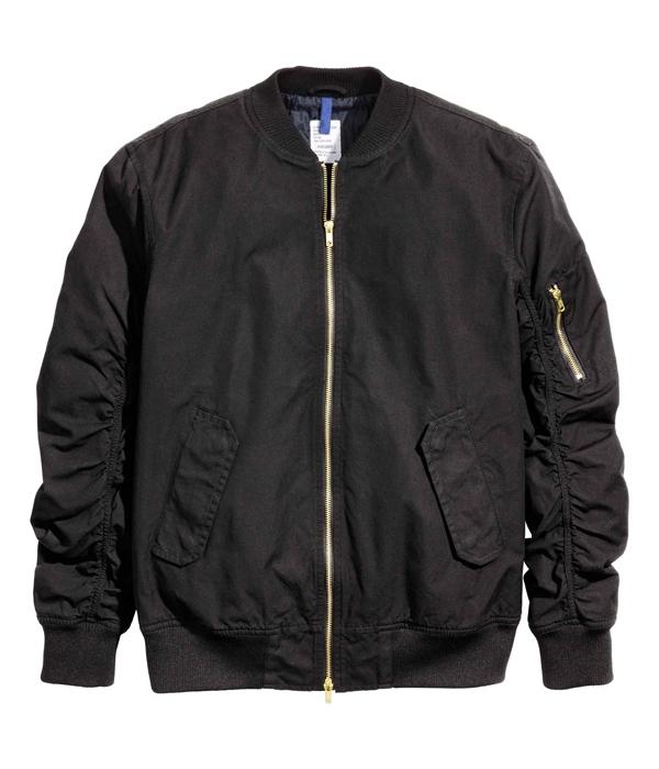 Áo bom jacket nam 04