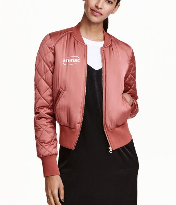 Áo bom jacket nữ 09