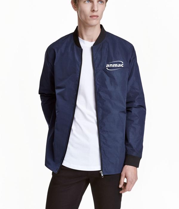 Áo bom jacket nam 10