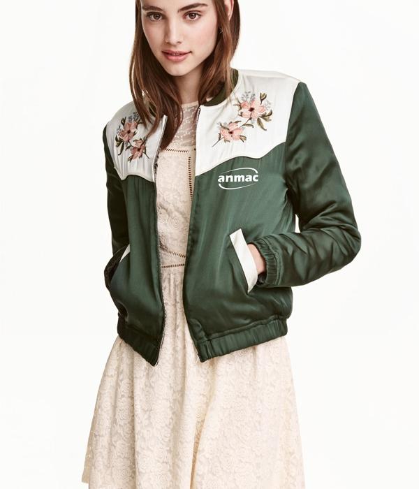 Áo bom jacket nữ 10
