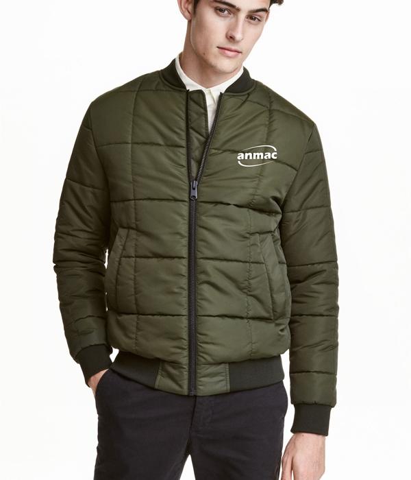 Áo bom jacket nam 11