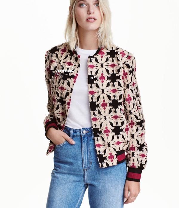 Áo bom jacket nữ 11