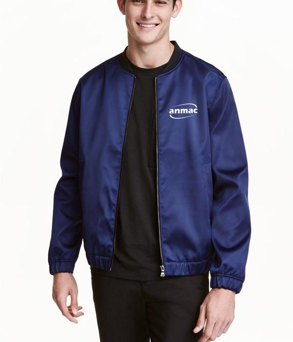 Áo bom jacket nam 12