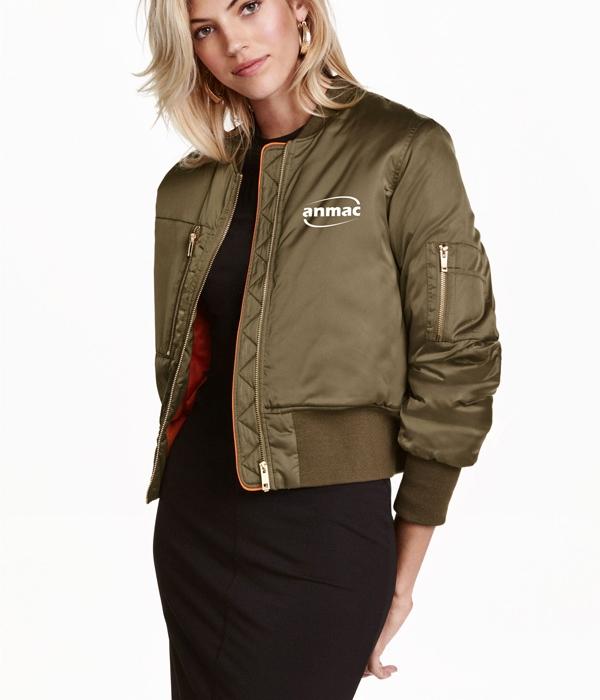 Áo bom jacket nữ 12
