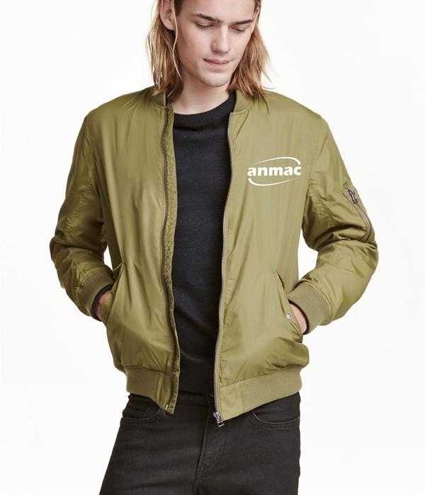 Áo bom jacket nam 02