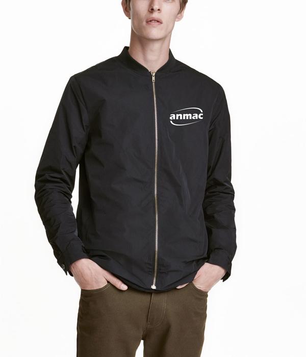 Áo bom jacket nam 03